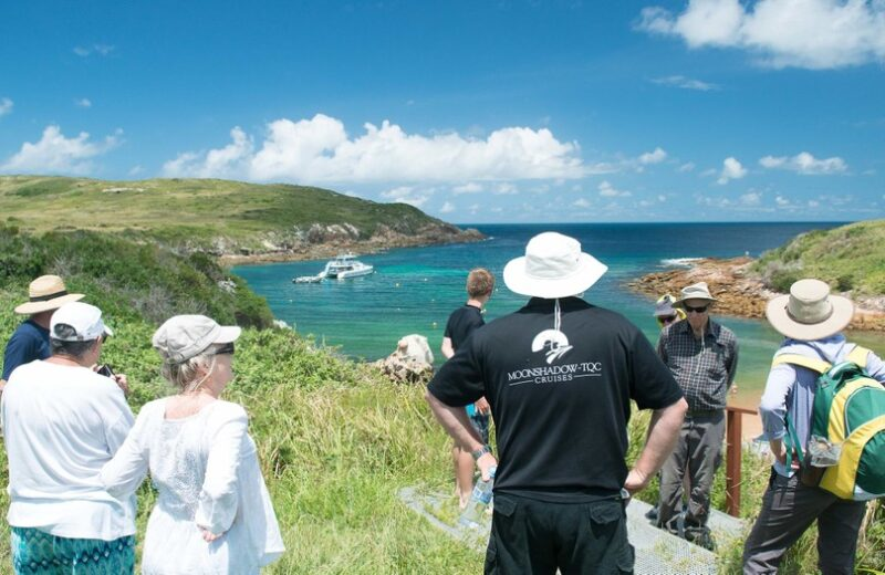 Broughton Island Guided Historic Cruise from Nelson Bay
